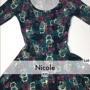 Nicole Owls XXS Lula NWT